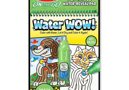 Melissa And Doug Melissa And Doug Water Wow Pet Mazes