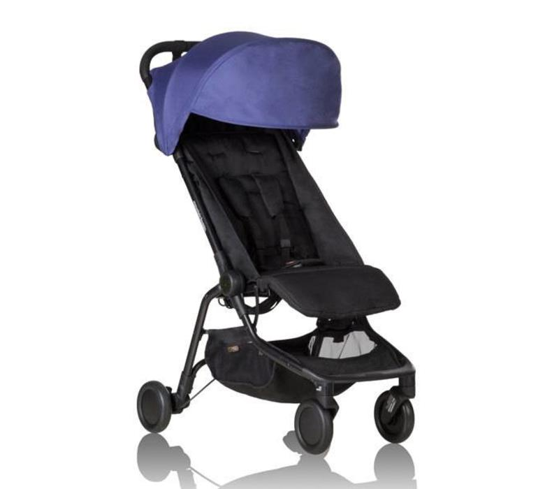 2017 Mountain Buggy Nano Travel Single In Nautical