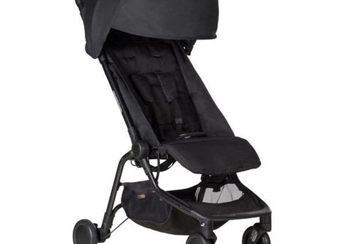 Mountain Buggy 2017 Mountain Buggy Nano Travel Single In Black