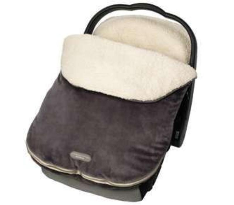 JJ Cole Infant Original Bundle Me Thermaplush In Graphite