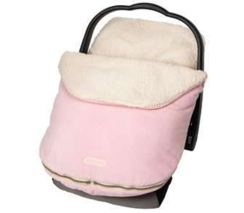 JJ Cole Infant Original Bundle Me Thermaplush In Pink