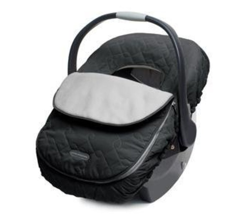 JJ Cole Car Seat  Cover In Black