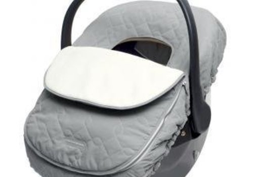 JJ Cole Collections JJ Cole Car Seat  Cover In Graphite