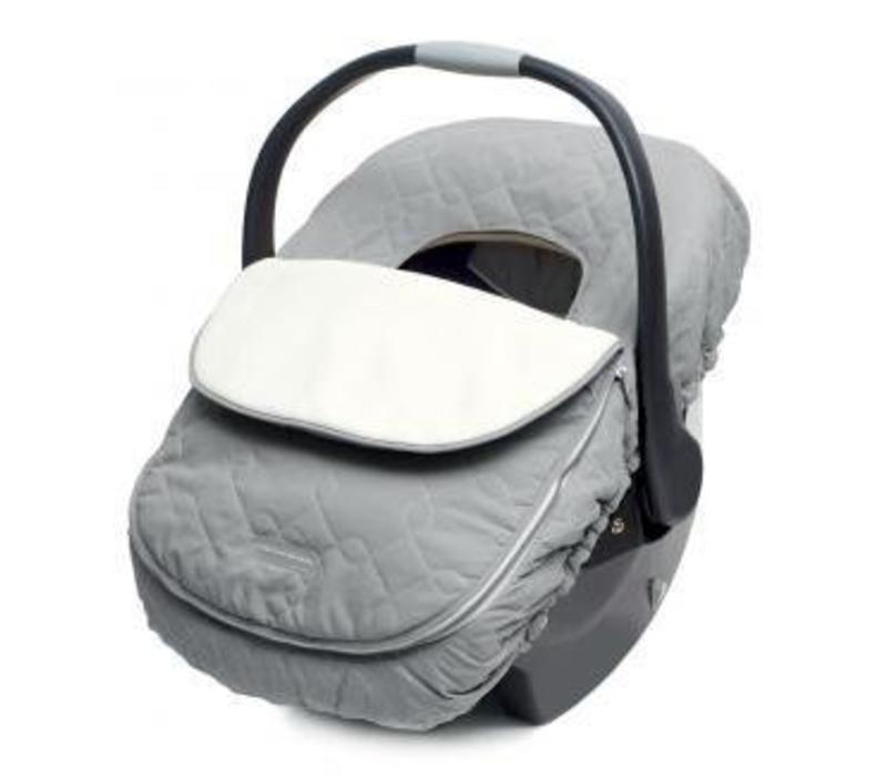 JJ Cole Car Seat  Cover In Graphite