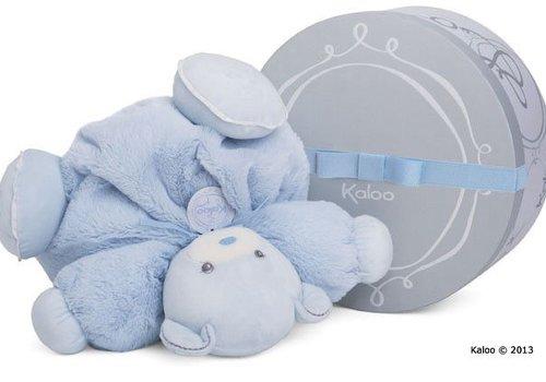 Kaloo Kaloo Perle Large Chubby Bear Blue