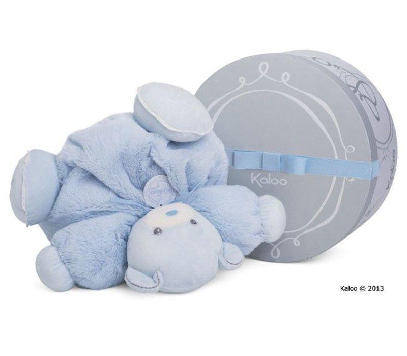 Kaloo Perle Large Chubby Bear Blue