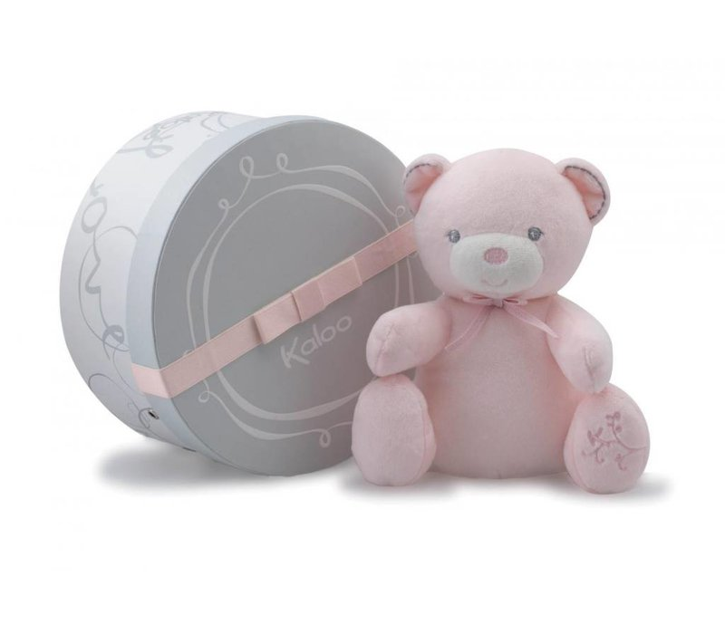 Kaloo Perle Musical Dou Dou In Pink