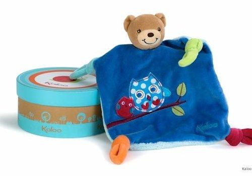 Kaloo Kaloo Colors Doudou Bear G-Night Owl