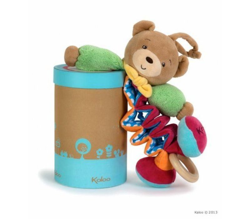 Kaloo Colors Zig Music Bear