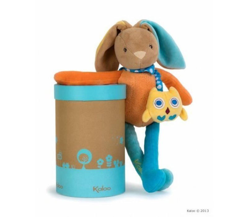 Kaloo Colors Music Baby Doudou Rabbit