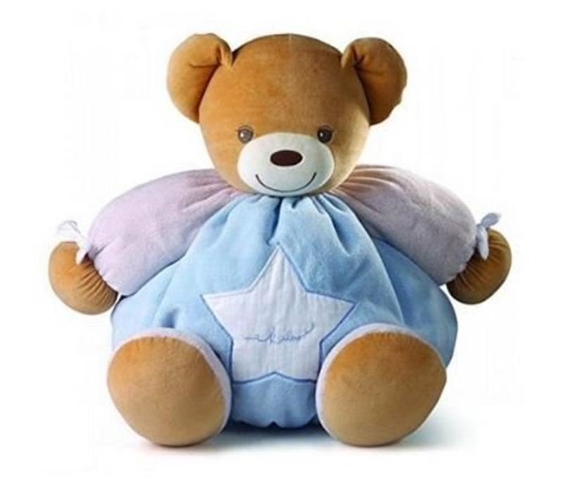 Kaloo Plume Maxi Bear In Blue