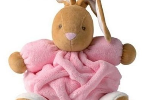 "Kaloo Kaloo 12"" Medium Chubby Pink Rabbit"