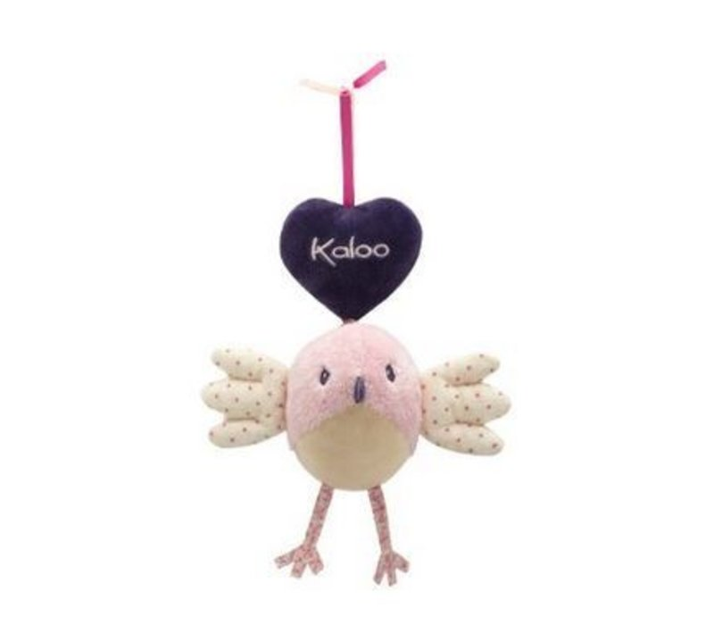Kaloo Petite Rose Musical Bird
