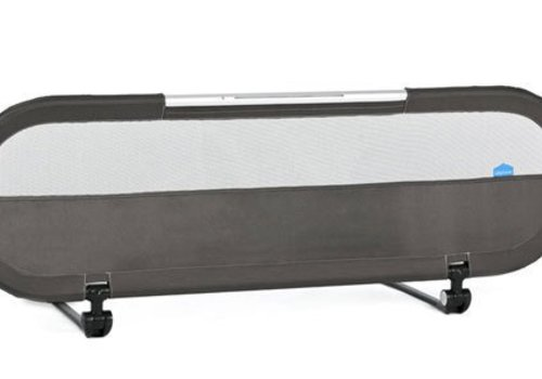 Baby Home BabyHome Side Bed Rail With LED Light In Grey