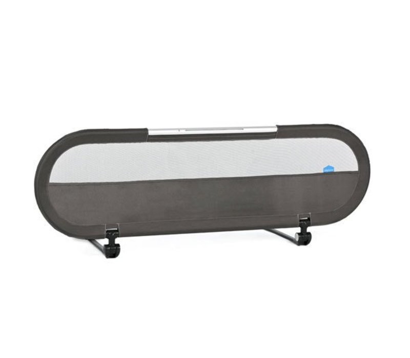 BabyHome Side Bed Rail With LED Light In Grey