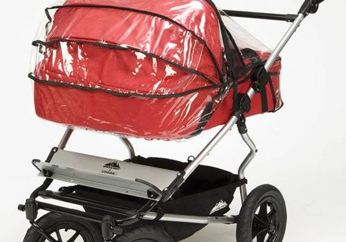 Mountain Buggy CLOSEOUT!!  Mountain Buggy Twin Carrycot Storm - Rain Cover