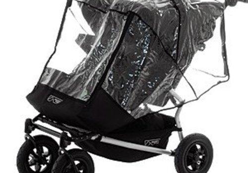 Mountain Buggy Mountain Buggy Urban Duet Double Storm - Rain Cover