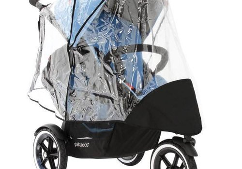 Phil And Teds Phil and Teds Navigator Rain Cover Double