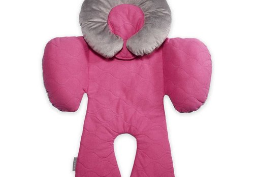 JJ Cole Collections JJ Cole Reversible Body Support In Sassy PInk