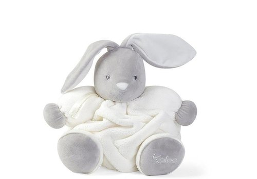 Kaloo Kaloo Plume Cream Chubby Rabbit Toy (Large)