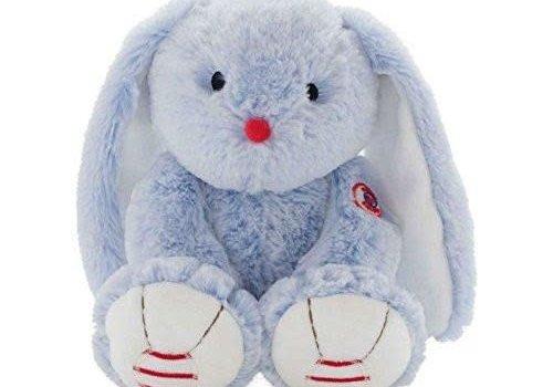 Kaloo Kaloo Rouge Rabbit Plush, Blue, Medium