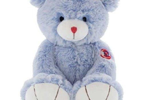 Kaloo Kaloo Rose & Bleu - Medium Bear Blue