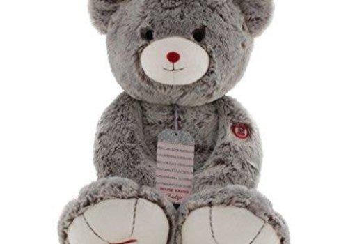 Kaloo Kaloo Rouge XL Prestige Bear-Grey Plush