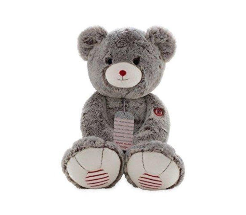 Kaloo Rouge XL Prestige Bear-Grey Plush