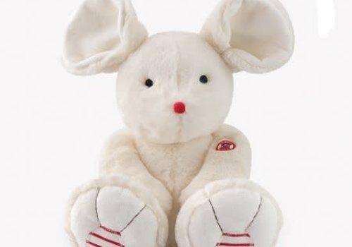 Kaloo Kaloo Rouge Large Mouse - Ivory White