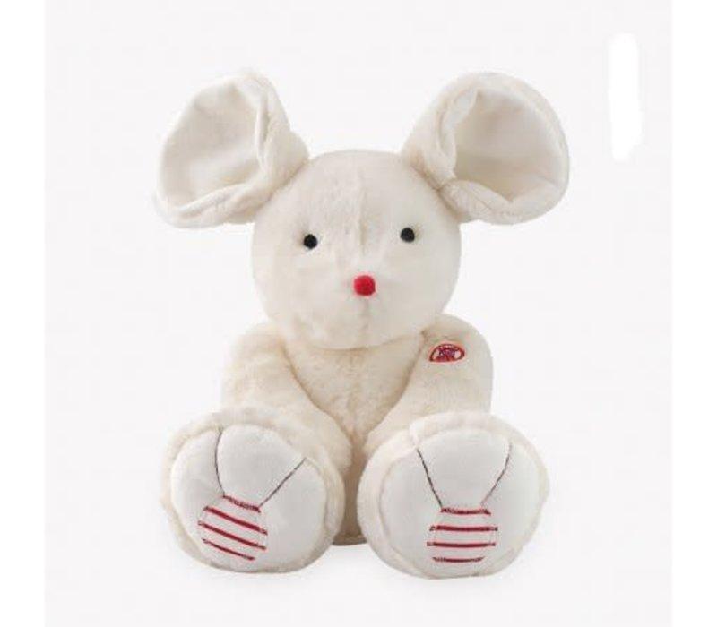Kaloo Rouge Large Mouse - Ivory White