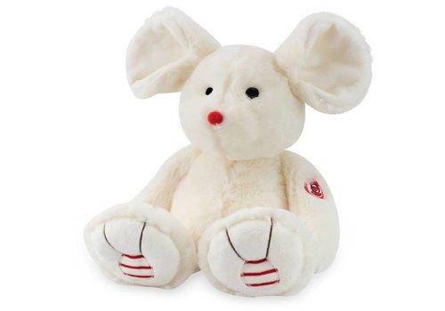 Kaloo Kaloo Rouge Medium Mouse-Ivory White