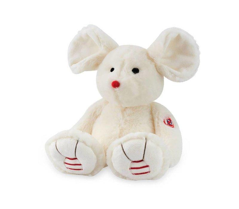 Kaloo Rouge Medium Mouse-Ivory White