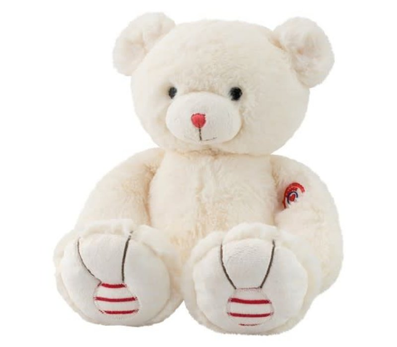 Kaloo Rouge Medium Bear-Ivory White