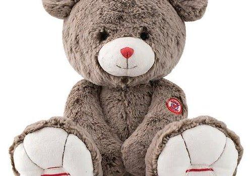 Kaloo Kaloo Rouge Medium Bear-Cocoa Brown