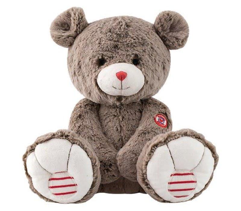 Kaloo Rouge Medium Bear-Cocoa Brown