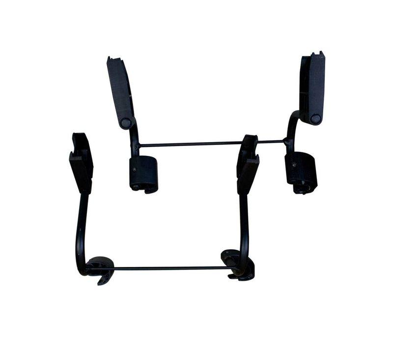 Mountain Buggy Duet Car Seat Adaptor for Nuna, Cybex Aton, Maxi Cosi Mico