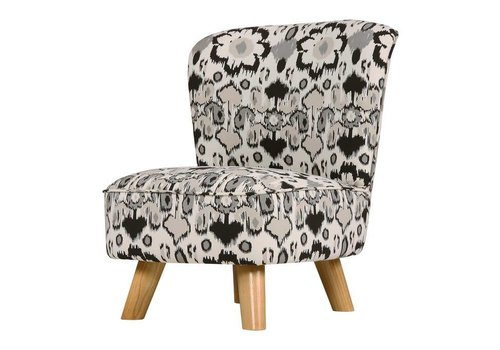 Baby Letto Baby Letto Pop Mini Chair In Monochrime Mod For Toddlers