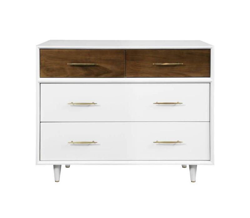 Baby Letto Eero 4-Drawer Dresser