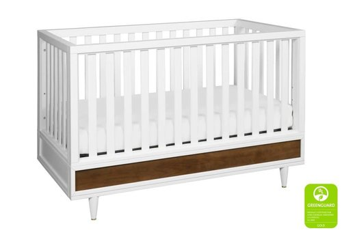 Baby Letto Baby Letto Eero 4-in-1 Convertible Crib with Toddler Bed Conversion Kit