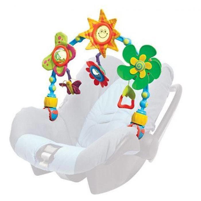 Stroller & Car Seat Toys