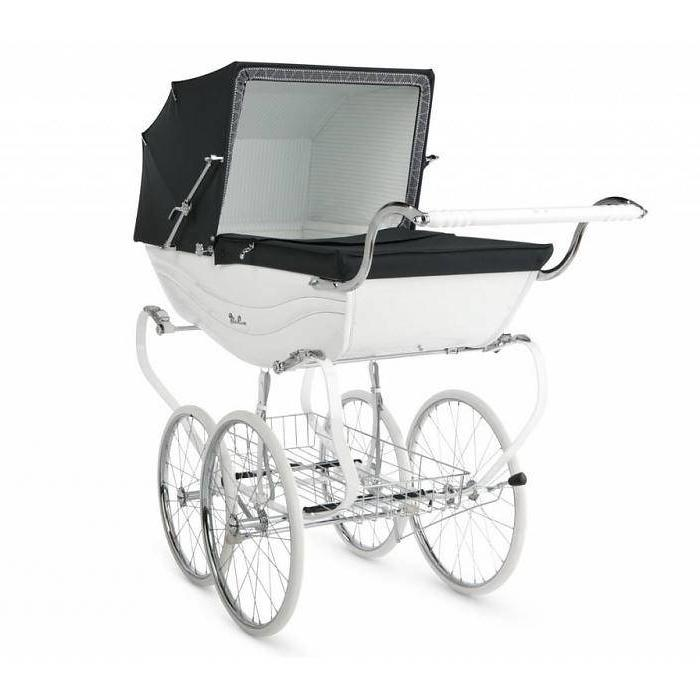 Old Fashioned Prams