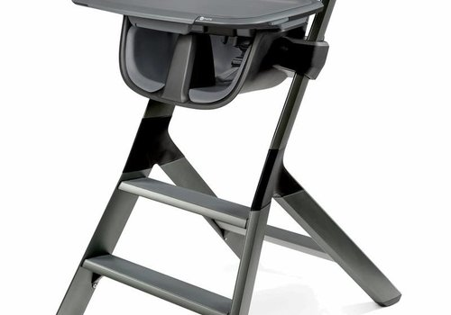 4moms 2017 4moms High Chair In Black- Grey