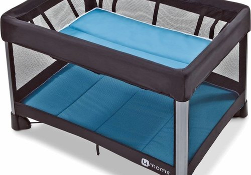 4moms 2017 4 moms Breeze Playard In Blue