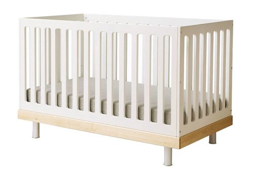 Oeuf Oeuf Classic Crib In Birch