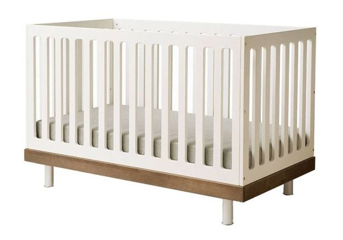 Oeuf Oeuf Classic Crib In Walnut
