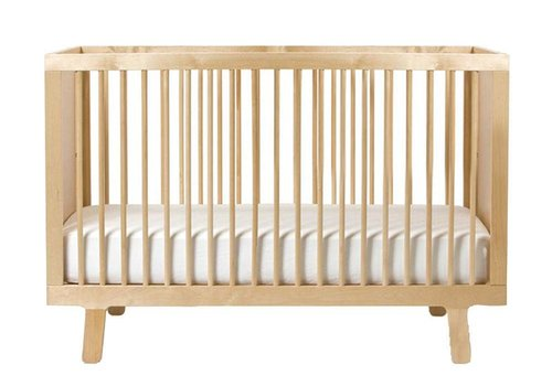 Oeuf Oeuf Sparrow Crib In Birch