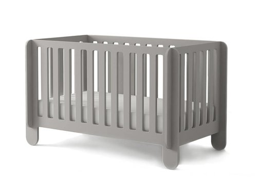 Oeuf Oeuf Elephant Crib In Grey