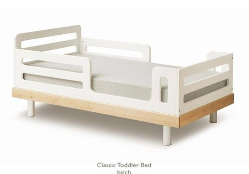 Oeuf Oeuf Classic Toddler Bed ln Birch
