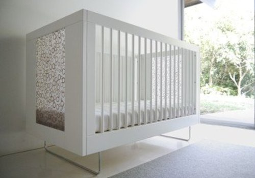 Spot On Square Spot On Square Alto Crib With Bamboo Strands