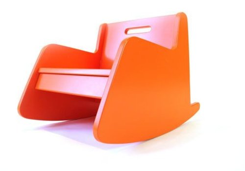 Spot On Square Spot On Square Hiya Rocker-Orange